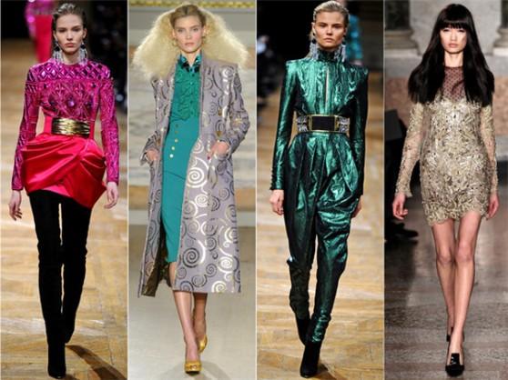 high-gloss metallic colors